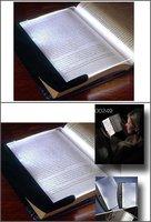 Подсветка для чтения книг Fast Shipping Mini Portable Foldable Reading Light Book Clip Lamp LED Flashlight Camp Light Panel G11095SL