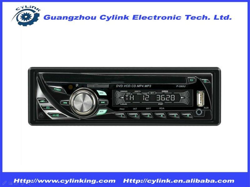 CY-P590 auto dvd player with BT,Ipod