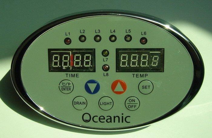 Oceanic 8kw steam generator 1 year warranty