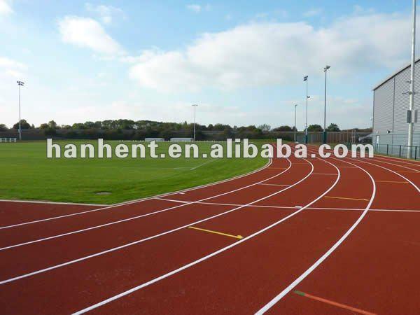 Red para pista de atletismo