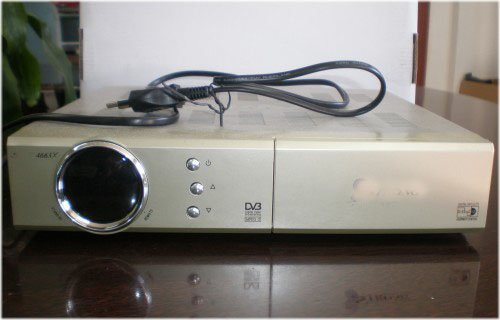 Strong 4669z MPEG4 satellite tv decoder