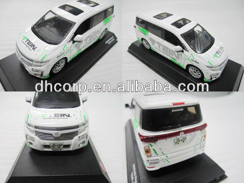 1 43 Nissan Die Cast Car Model,Custom Tooled And Imprinted Die Cast Car