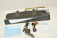 Автомобильный видеорегистратор EMS mirrior,  HD , 5
