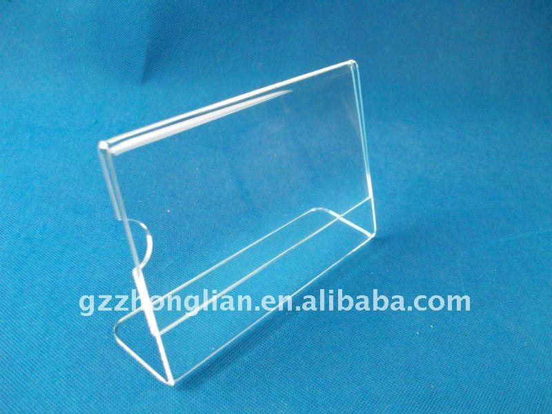 plexiglass stand 1