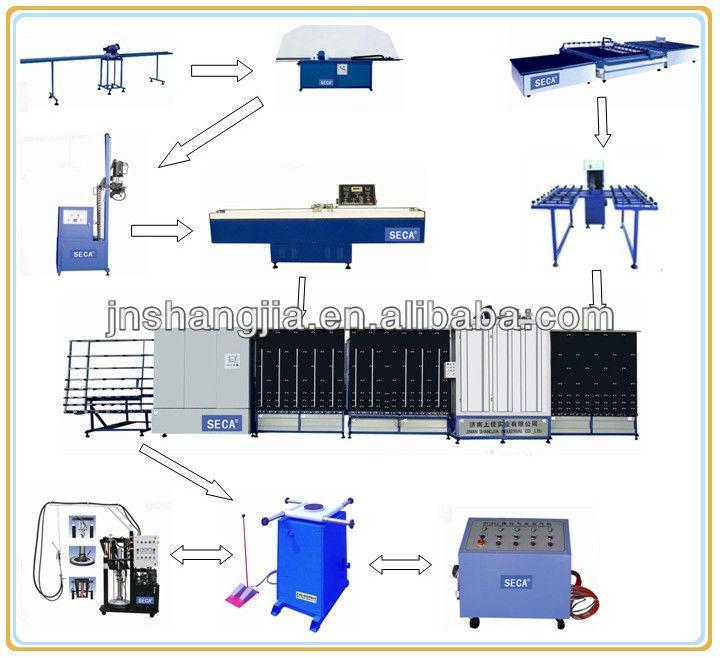 Insulating Glass butyl sealant machine