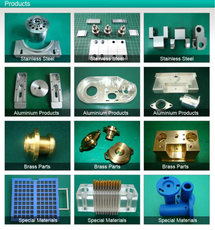 high precision cnc parts hardware metal part machining parts