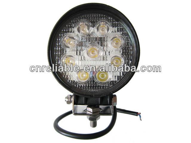 Popular LED Car atmosphere 27w light Cars lighting