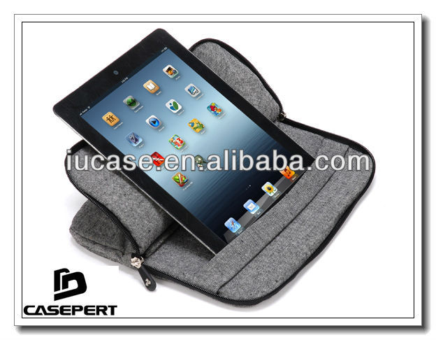 600D Laptop sleeve for iPad4 iPad mini and generic 7.9 inch to 10 inch laptop and tablets