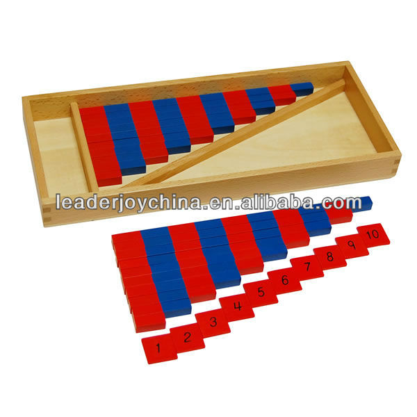 Montessori materials in China