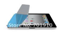 Чехол для планшета PU leather case High Quality PU smart cover back case for ipad 2 C-115 on sale