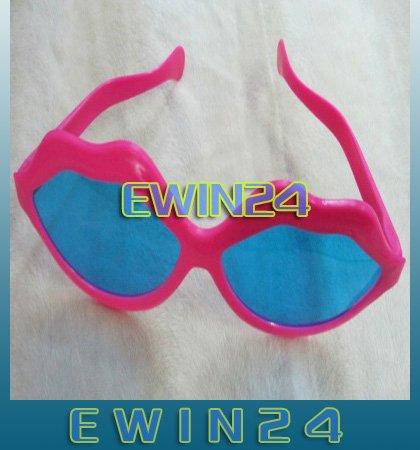 480 X Lip Huge Sunglasses