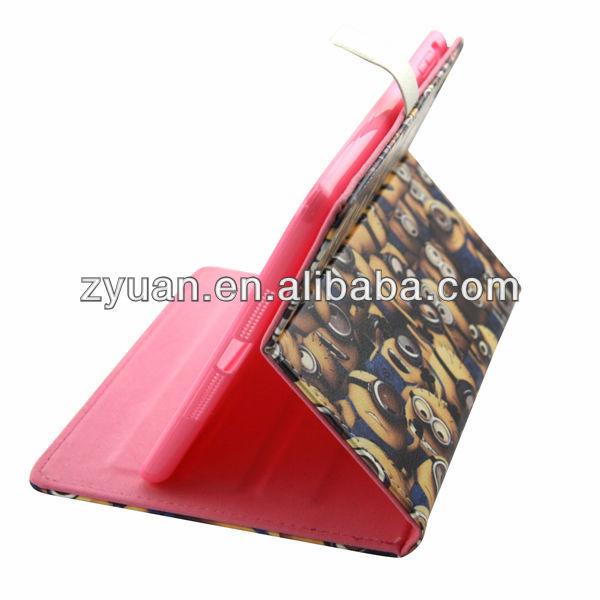 for ipad mini leather flip case