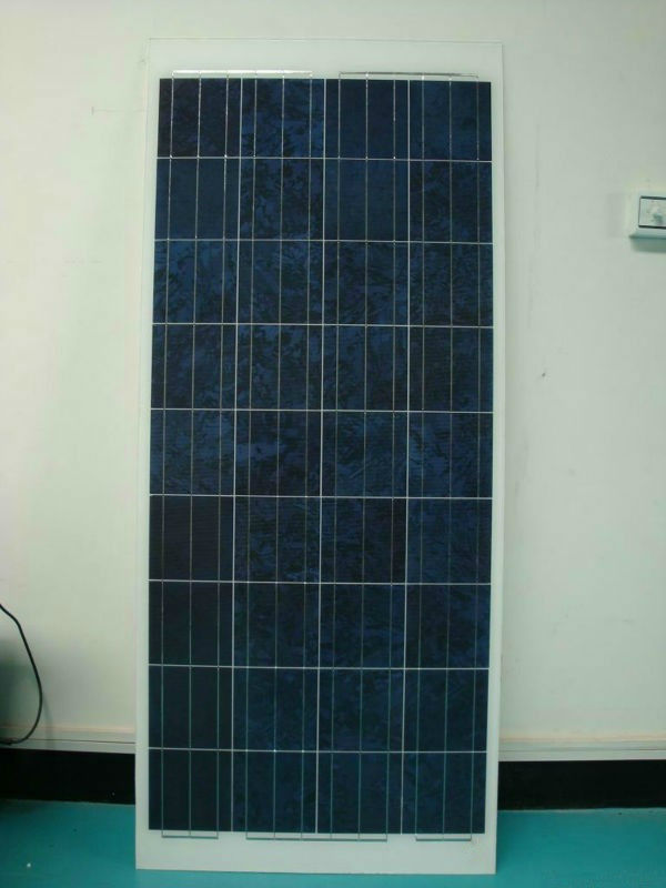 36 cell solar photovoltaic module 120W 12V with CE/TUV/IEC certificate