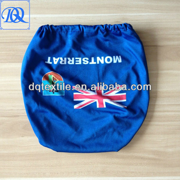 UK British Union Jack Spandex Car seat Headrest cover