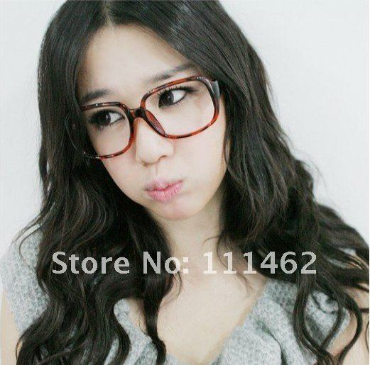 2012 The trend of the main push glasses frame glasses sheet glasses glass and frame glasses