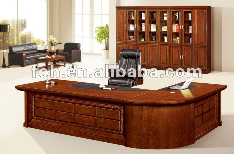 Oficina de escritorio de la oficina muebles antiguos de for Muebles de oficina clasicos