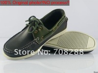 Мужская обувь size:36 to 46 mens boat shoes sneakers man designer dress shoes flats driver genuine leather flat shoes loafers