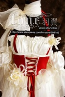 Freeshipping hot selling Lolita Dress Cosplay Costume