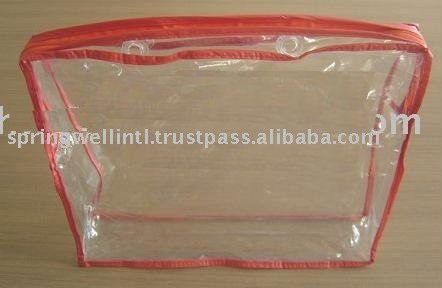 Nice Green Transparent Pvc Promotion Pillow Plastic Bag - Buy ...