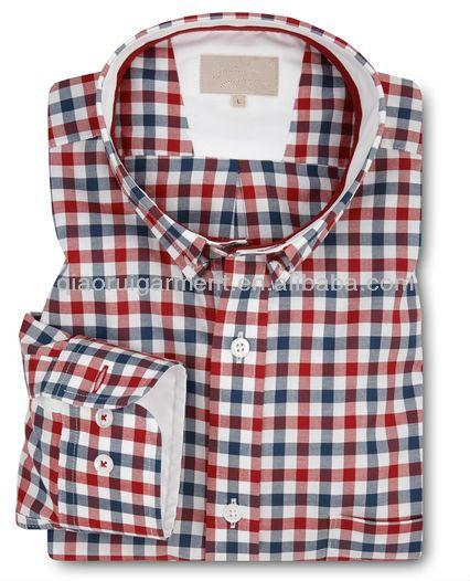 Blue Plaid Dress Plaid Shirt Red Blue White