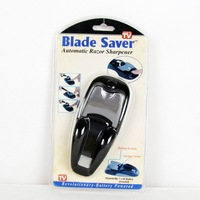 Бритвенное лезвие razor blade, AS SEEN ON TV Electric automatic Razor Sharpener Save You a Blade, Retail packaging