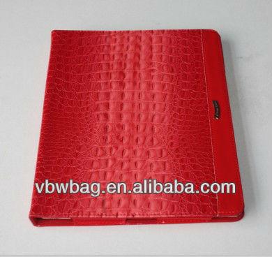 crocodile tablet covers 9.7 for ipad 2/3/4