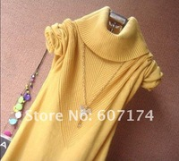 Free shiping,NEW European and American style,women' sweater,knitwear,9 colors,average size