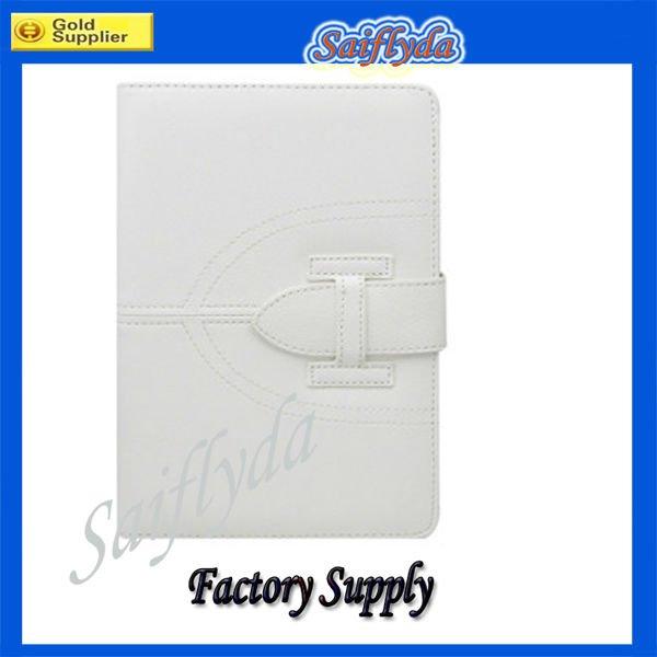 New arrival for mini ipad leather case