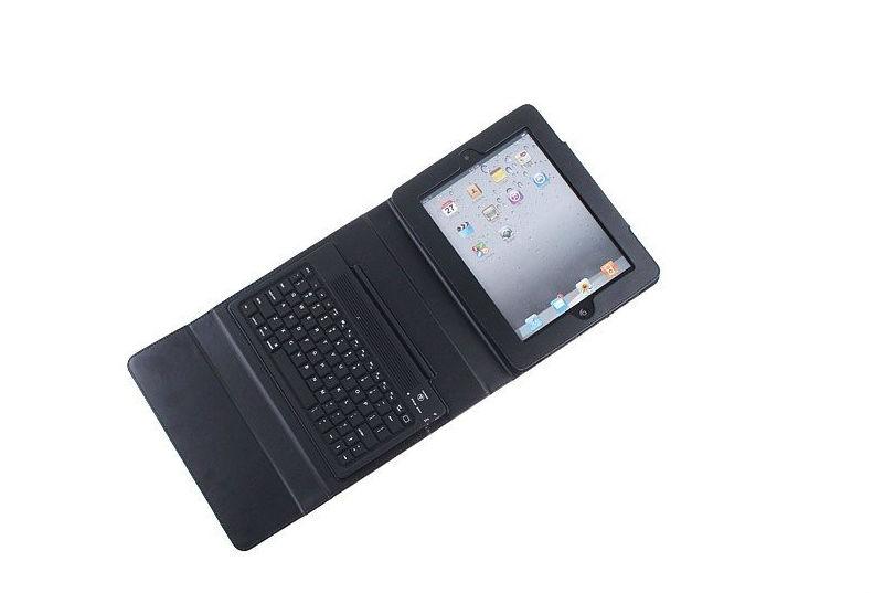 For ipad 3 ipad case with keyboard bluetooth