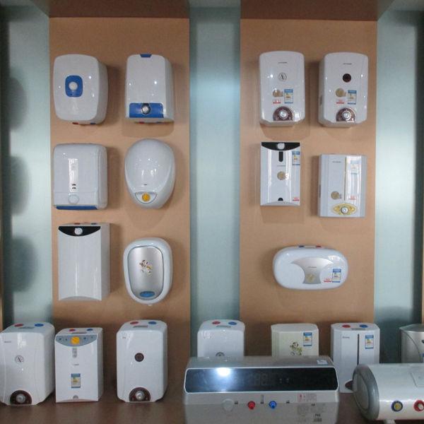 Elektrische geiser douche
