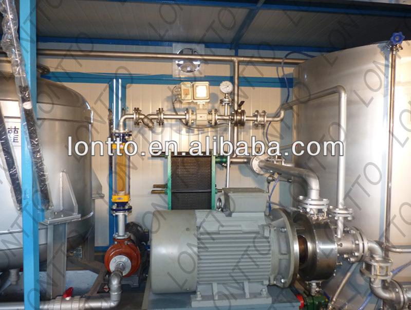 what is bitumen emulsion