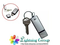 Цифровой диктофон 2 In 1 Keychain USB Voice Recorder With 4GB Memory Hidden Digital Voice Recorder