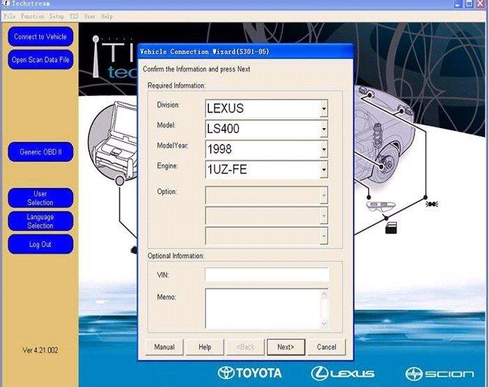Mini vci para toyota tis techstream v6.00.028 envío gratis y un año de garantía gratis