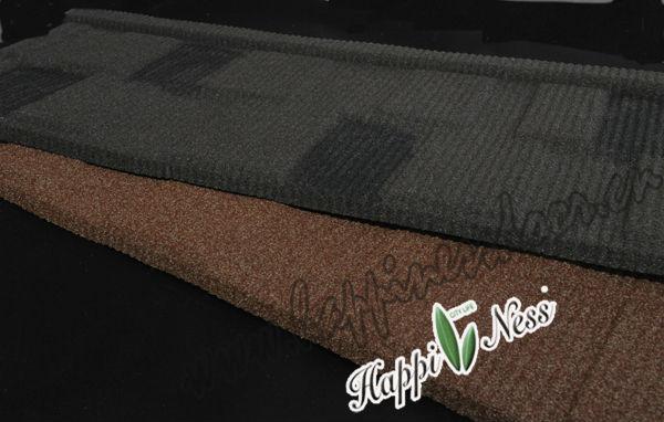 colorful asphalt shingles roofing (desert tan)