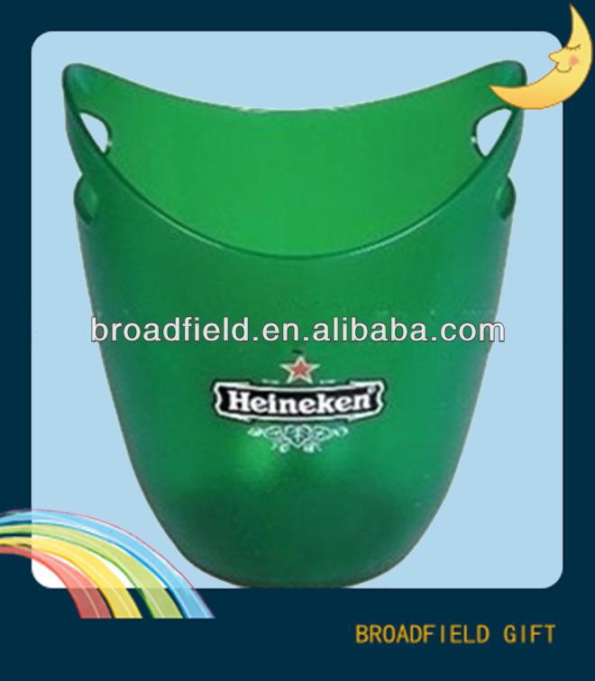 熱い販売の2014年hfashionalledアイスバケットでカスタムロゴの印刷問屋・仕入れ・卸・卸売り