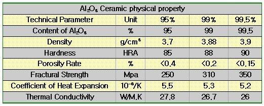 High Performance ceramic thrust bearings