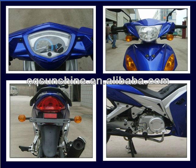 2013 EEC Cheap Unique 125CC Motorcycle (SX125-14E)