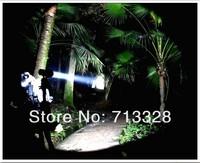 Светодиодный фонарик Light flashlight many files telescopic rechargeable flashlight LED light aluminium alloy flashlight 8606+18650