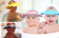 Принадлежности для ванной комнаты Snap-Button Adjustable Baby Shampoo Cap, An Essential Bath Visor for Baby