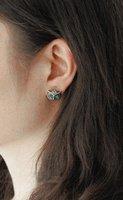 Серьги-гвоздики The animal E0004 Korean fashion earrings vintage big eye owl earrings trendy stud earrings for women A