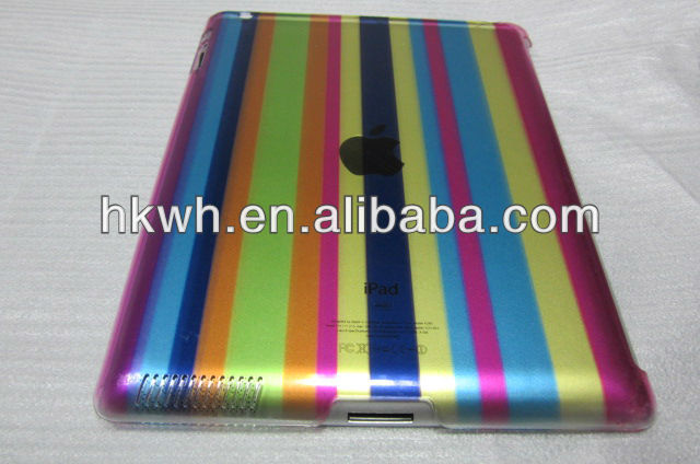 Hard Back Cover Case for iPad 2