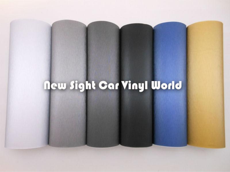 All-Brushed-Aluminum-Vinyl-Film