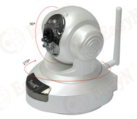 Камера наблюдения EasyN H3-186V Megapixel IP/ Netwok camera HD 720p webcam wireless wifi P/T Ipcam 2 years warranty with 3M extension cord