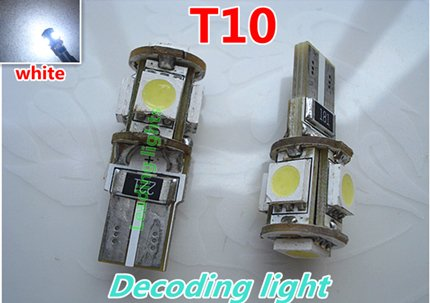 T10-5050-5SMD decoding light_