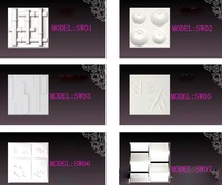 New designs  3D board / wall panels/ 3D wallpaper