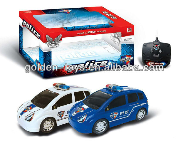 4ch rc car rc toy mitsubishi model toy with light