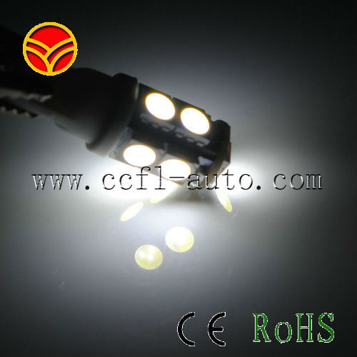 idea replacement T10 9SMD5050 certificate auto led dim