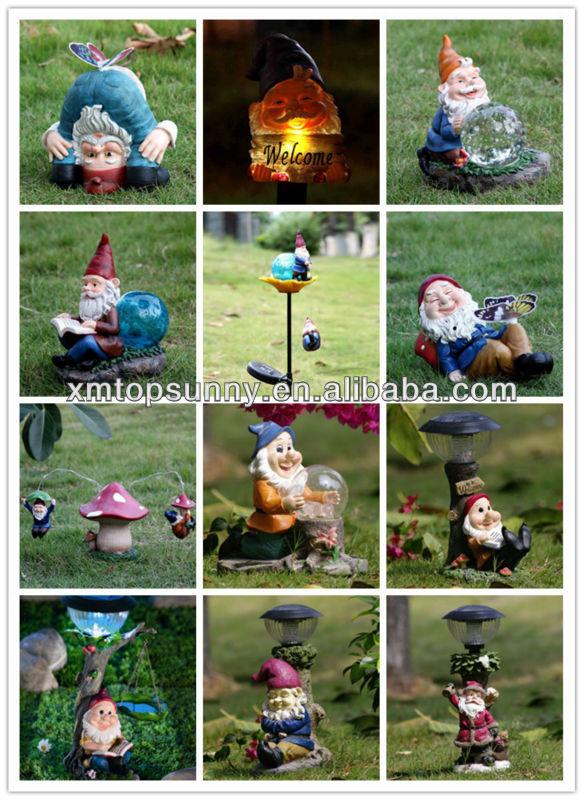 Cheap Funny Garden Gnomes