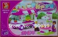 Лего и блоки sluban m38-b0155
