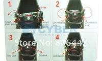 Неоновые шнурки для обуви Popular One pair of LED Flashing Shoelaces Flashing light Up Disco Lite Glow Stick Neon Blue